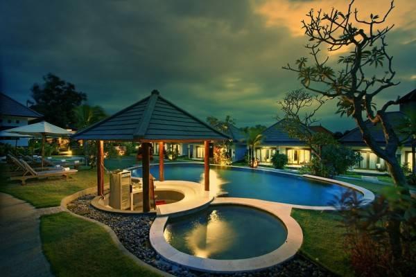Hotel The Brothers Villas Padang Padang