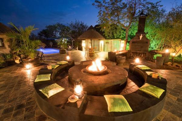 Hotel African Rock Lodge