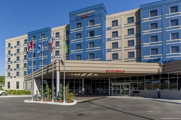 Hotel Courtyard Montreal West Island/Baie D'Urfe