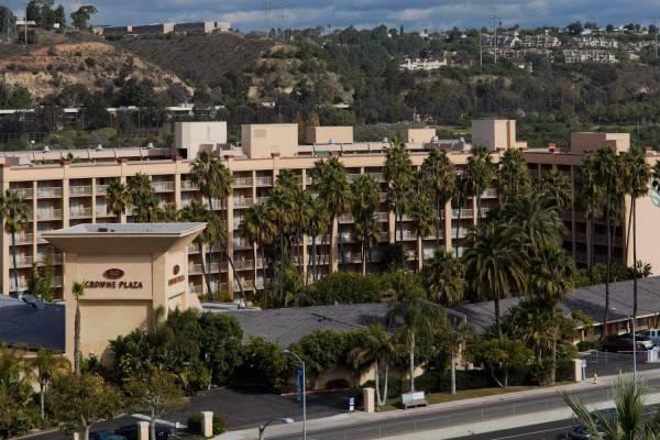 Hotel Crowne Plaza SAN DIEGO - MISSION VALLEY