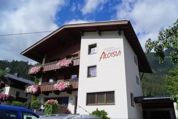 Hotel Gästehaus Appartements Aloisia