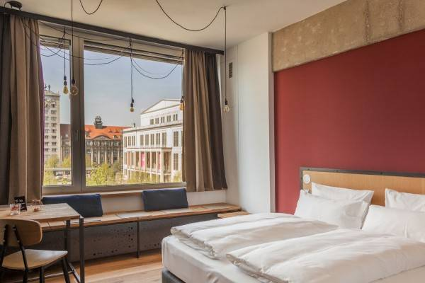 Hotel FELIX Suiten im Lebendigen Haus am Augustusplatz