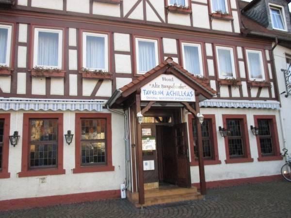 Hotel Burgschänke Landgasthof