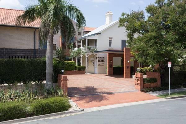 Hotel Ramada by Wyndham Brisbane Windsor