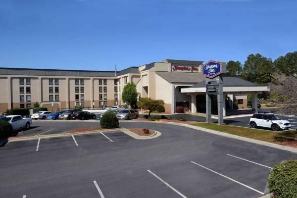 Hampton Inn Fayetteville Fort Bragg