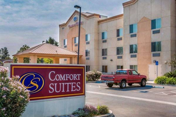 Hotel Comfort Suites Beale Air Force Base Area