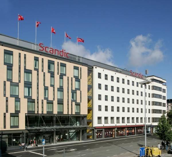 Hotel Scandic Tampere City
