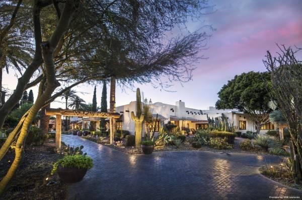 Hotel Wigwam Resort PHX Litchfield