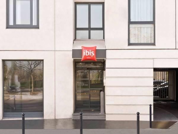 Hotel ibis Bordeaux Centre Gare Saint-Jean
