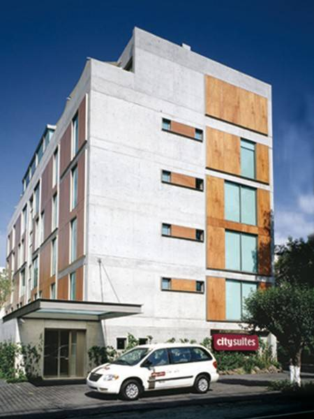 Hotel City Express Suites Anzures