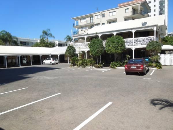 Cotton Tree Beach Motel