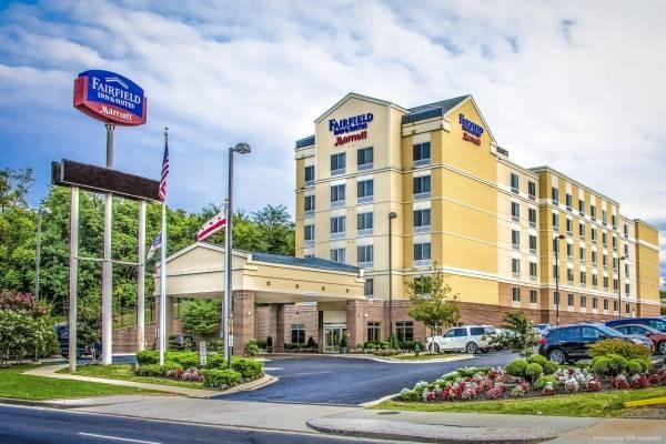 Fairfield Inn & Suites Washington DC/New York Avenue