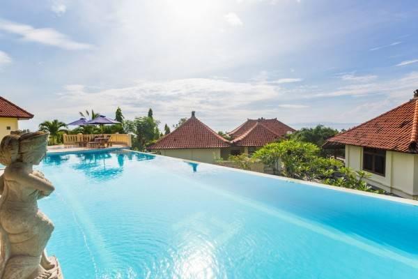 Hotel Taman Ujung Resort & Spa