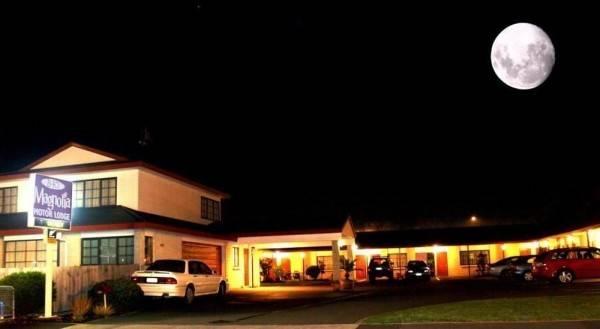 Hotel BK's Magnolia Motor Lodge