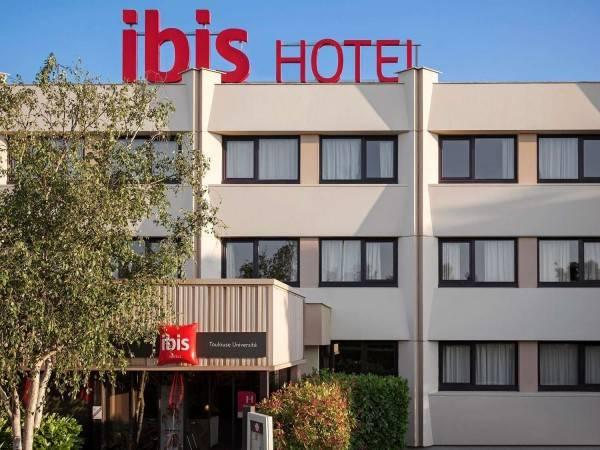 Hotel ibis Toulouse Université