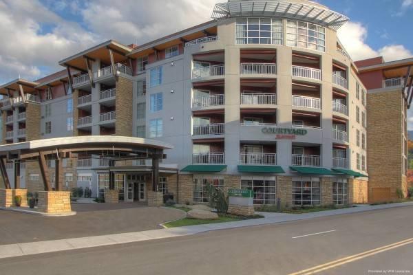 Hotel Courtyard Gatlinburg Downtown