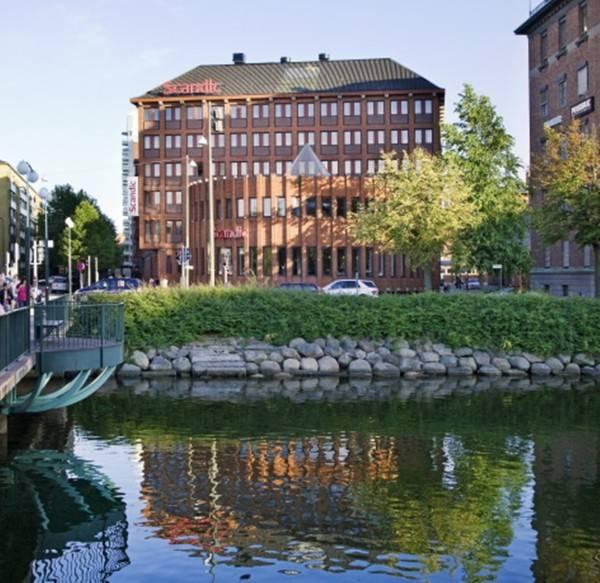Hotel Scandic Malmo City