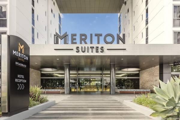 Hotel Meriton Suites Broadbeach
