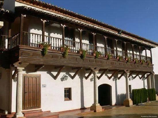 Hotel Casa Palacio 3 Hrs Star Hotel In Santa Cruz De Mudela Castilla La Mancha