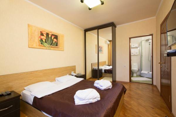 Hotel Nochnoy Kvartal Ночной квартал