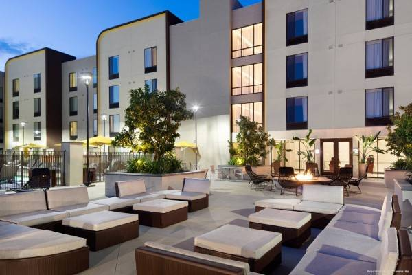 Hotel SpringHill Suites Los Angeles Burbank/Downtown