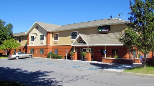 Hotel Extended Stay America Albany S