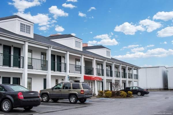 Hotel Econo Lodge Greenville