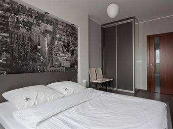 Hotel Flatinfo Apartments Szafarnia