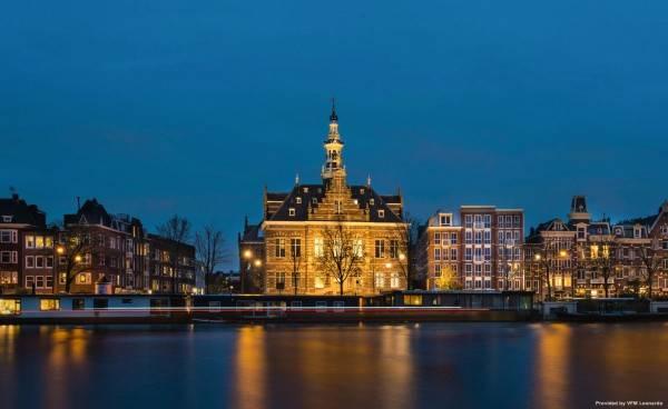 Hotel Pestana Amsterdam Riverside
