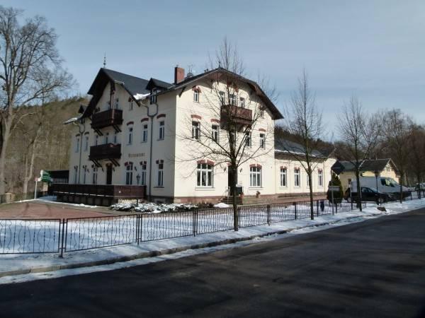 Hotel Historische Spitzgrundmühle