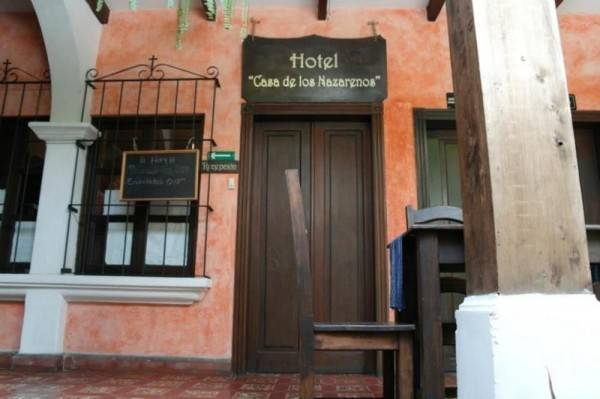Hotel Casa de los Nazarenos