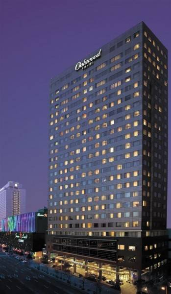 Hotel Oakwood Premier Coex Center