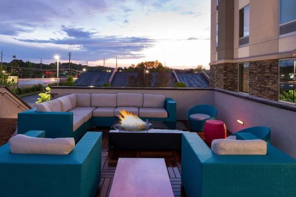 Hampton Inn & Suites Atlanta/Mariet