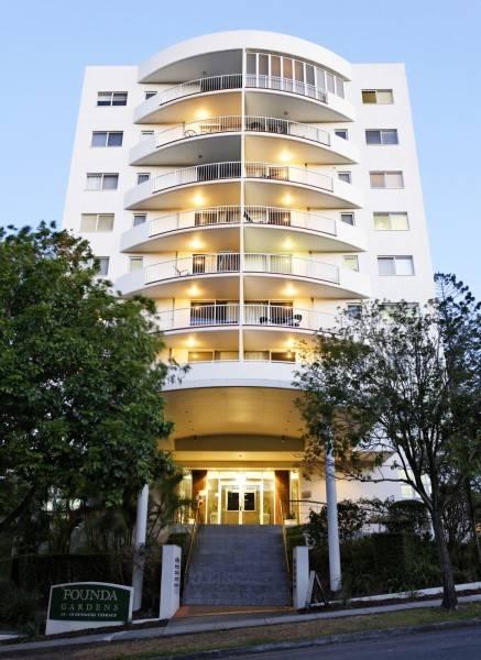 Hotel Founda Gardens Apartments
