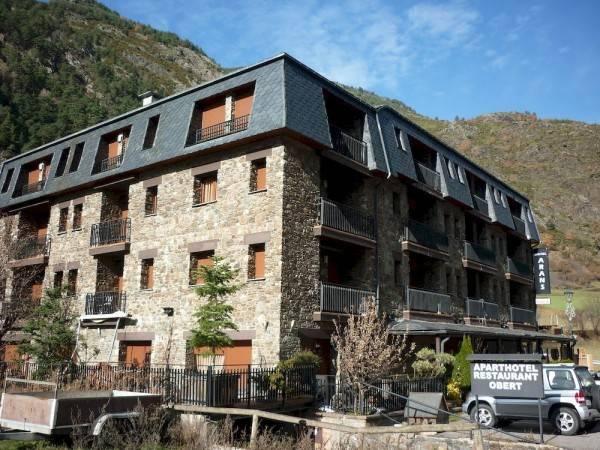 Hotel Apartamentos Ordino 3000