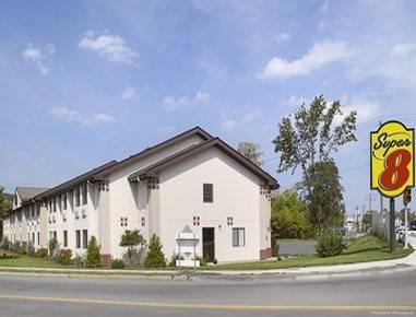 Hotel Super 8 by Wyndham Ithaca