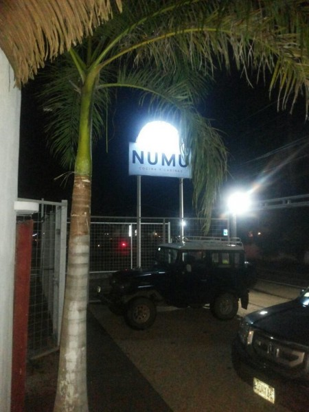 Hotel Numu Cabinas
