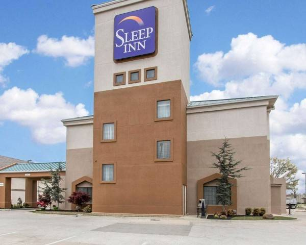Sleep Inn Meridian I - 40
