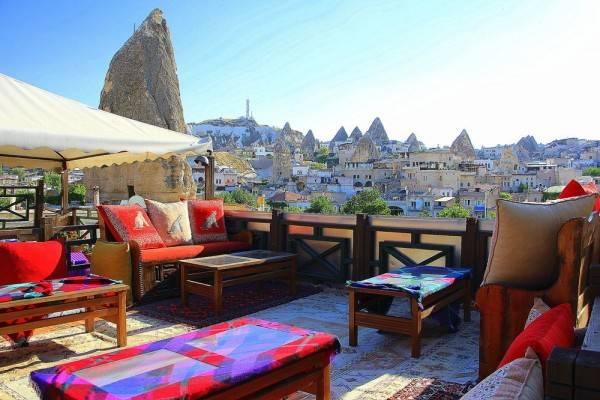 Hotel Oriental Cave Suites