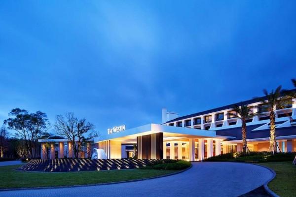 Hotel The Westin Tashee Resort Taoyuan