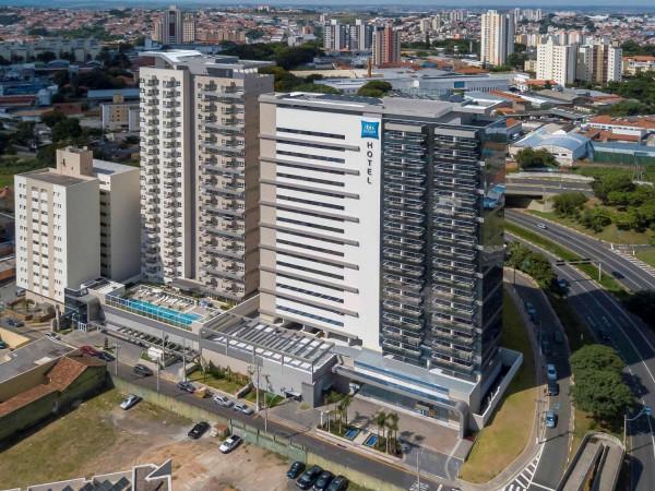 Hotel ibis budget Campinas Aquidaban