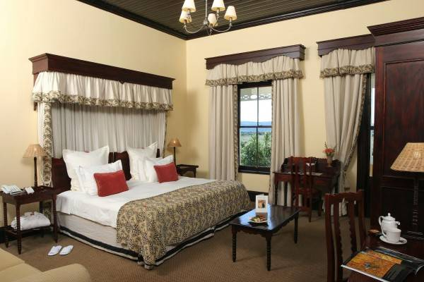 Hotel Shamwari Game Reserve