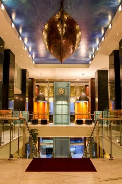GDM MEGARON HISTORICAL MONUMENT HOTEL