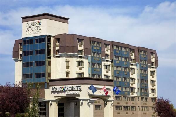 Hotel Four Points by Sheraton Edmonton South
