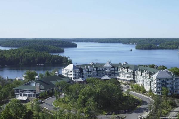 Hotel JW Marriott The Rosseau Muskoka Resort & Spa