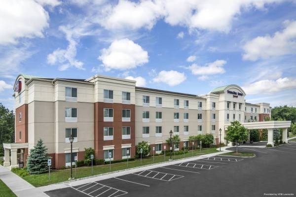 Hotel SpringHill Suites Long Island Brookhaven