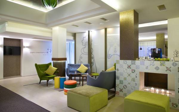 Hotel Four Elements Kirov