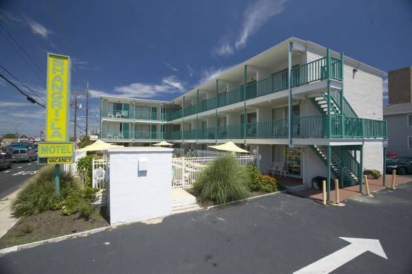 The Shangri La Motel
