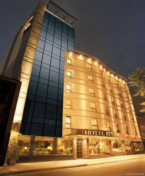 Hotel RIVIERA PALACE ROSARIO