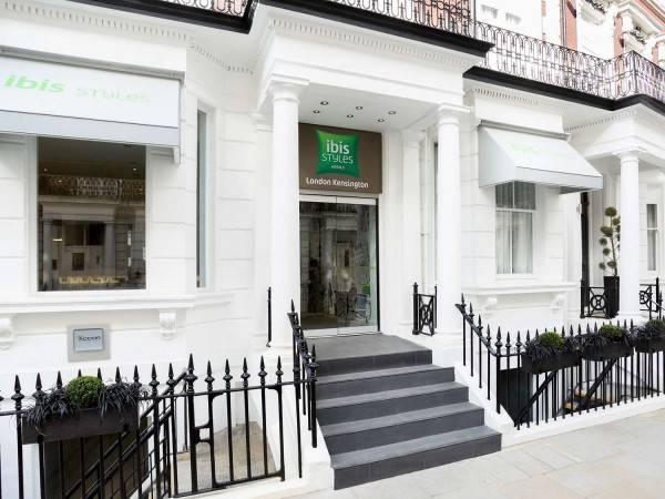 Hotel ibis Styles London Kensington